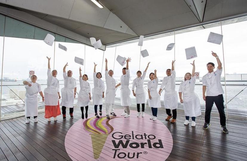 """【""""Gelato World Tour Japan 2019""""第2位を頂くことができました!】"""